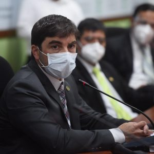 Ronaldo Estrada viceministro de cultura y deportes