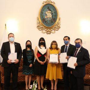 Proceso de designación de magistrados para la Corte de Constitucionalidad (CC).