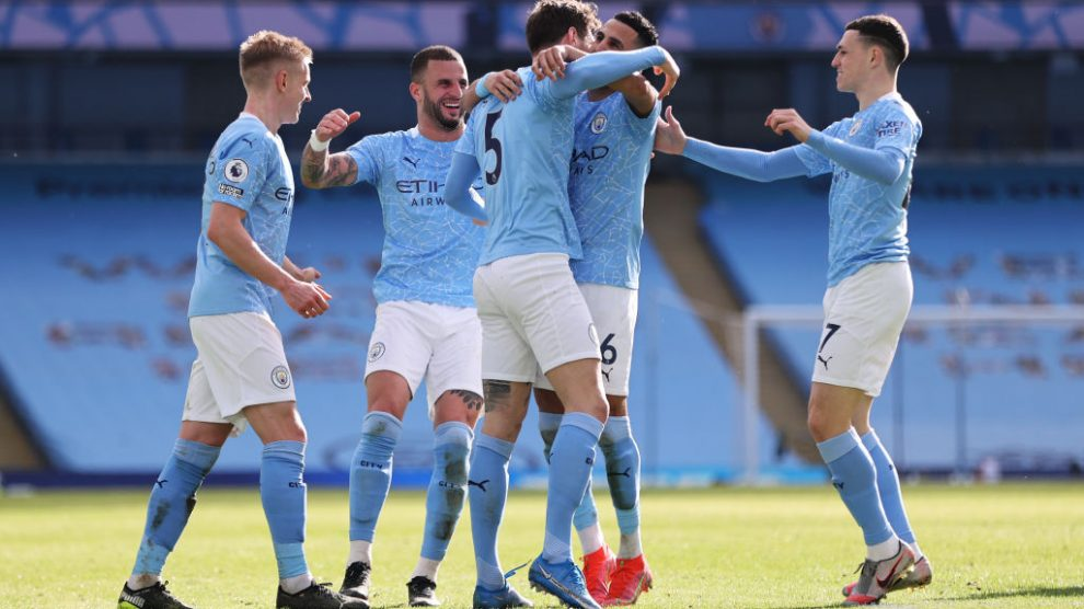 Triunfo del Manchester City sobre el West Ham