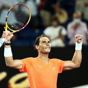 Rafael Nadal avanza a la tercera ronda