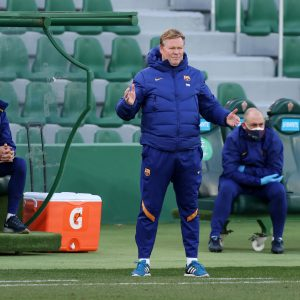Ronald Koeman habla previa Barcelona vs Alavés