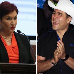 "Thelma Aldana a Neto Bran: ""Yo me enfrente a la mafia y usted se unió a ellos"""