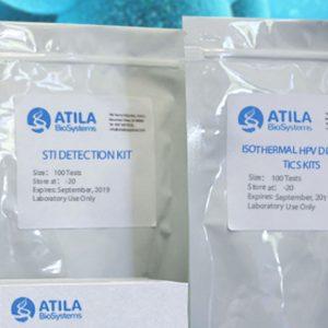 Kits de Covid-19 de Atila BioSystems