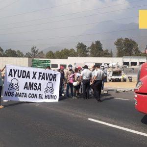 incendio vertedero relleno sanitario villa nueva