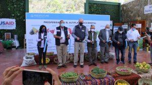 Inauguran Campo en Chiantla, Huehuetenango