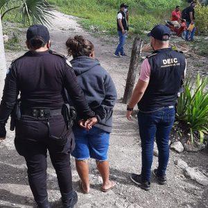 Sonia González Cho, capturada por caso de asesinato de Sharon Figueroa Arriaza.