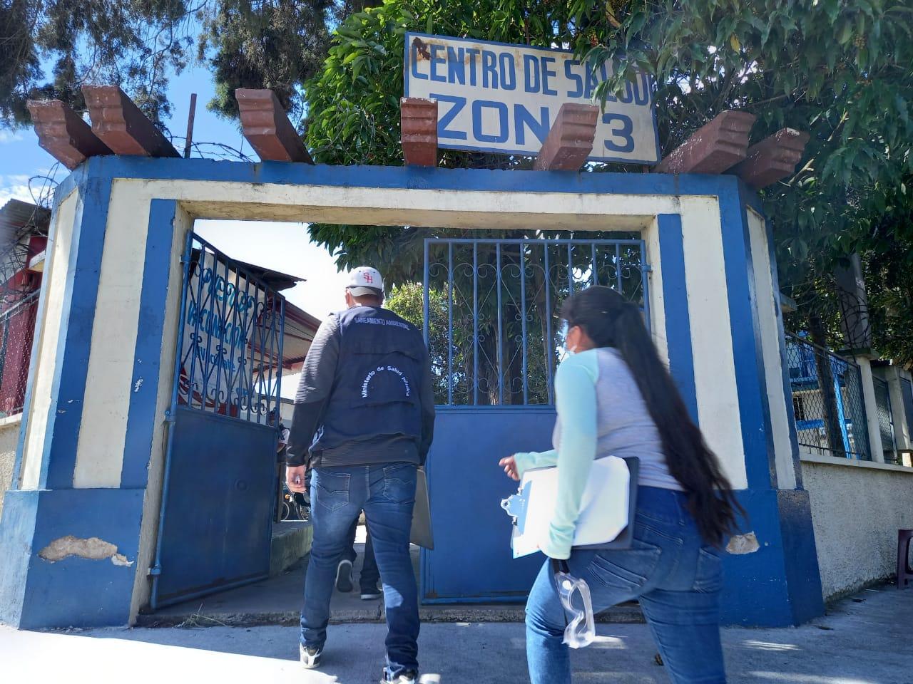 Centro de Salud de zona 3