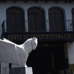 Sede de la Corte de Constitucionalidad
