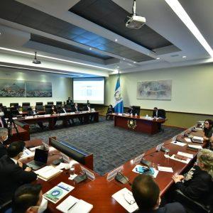 Reunión del Organismo Ejecutivo