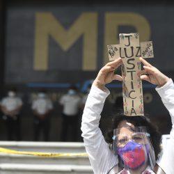 """""""Hoy somos su voz"""": claman justicia por Luz María del Rocío López Morales"""