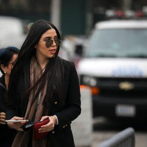 """Emma Coronel, esposa de """"El Chapo"""" Guzmán"""