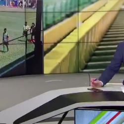 "VIDEO. Prensa española llama ""patético"" a futbolista de Guatemala"