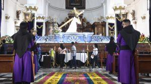 Jesús de la Justicia en segundo domingo de Cuaresma