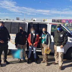 Realizan retorno asistido desde México de joven de 17 años desaparecida en enero