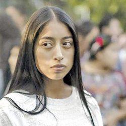 """María Mercedes Coroy y actores de """"La Llorona"""" desfilan en Golden Globes"""