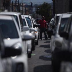 Taxistas anuncian manifestación para el miércoles desde las cinco de la mañana