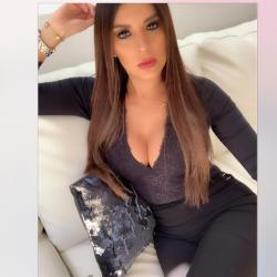 Marisol Padilla desata las más bajas pasiones al posar en lencería transparente roja