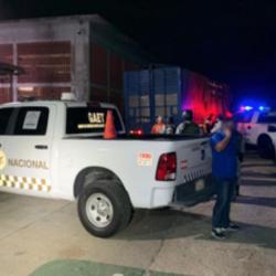 Localizan a 147 guatemaltecos en un camión en Chiapas