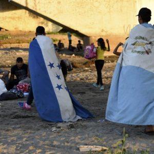 migrantes acuerdo asilo migración afp