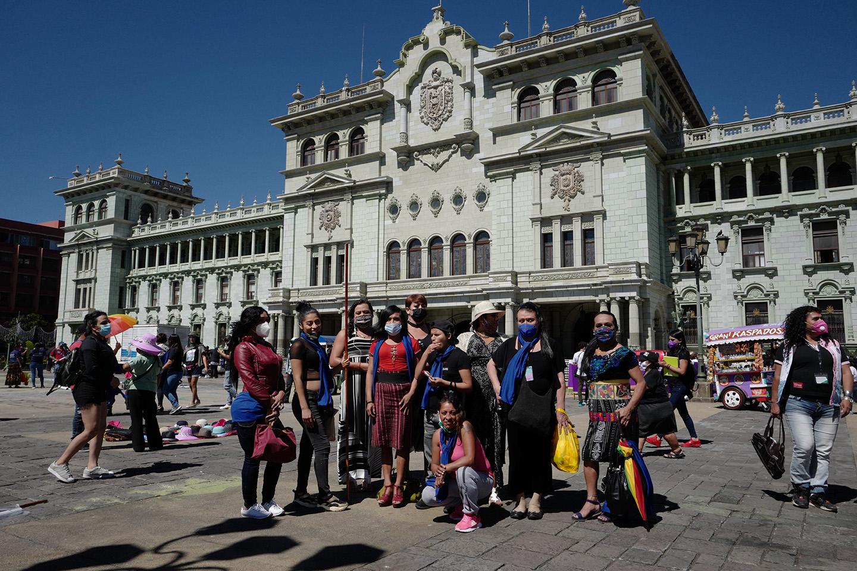 Mujeres trans en Guatemala