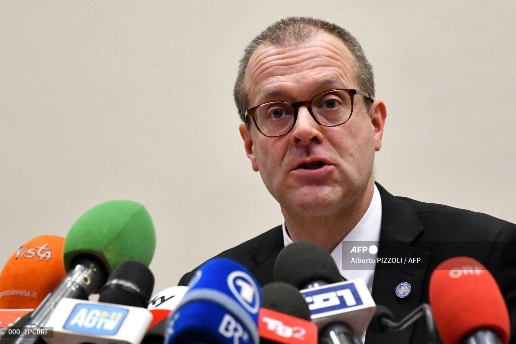 Hans Kluge, director de la OMS para Europa