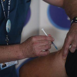 Vacunación contra el COVID-19.