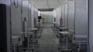 Administran la vacuna contra el COVID-19 a trabajadores de Salud.