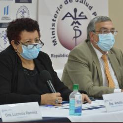 Salud destina a cinco hospitales las primeras 2 mil 500 vacunas contra Covid-19