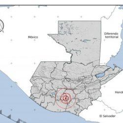 Sismo de magnitud 3.8 se registra en la región central del país