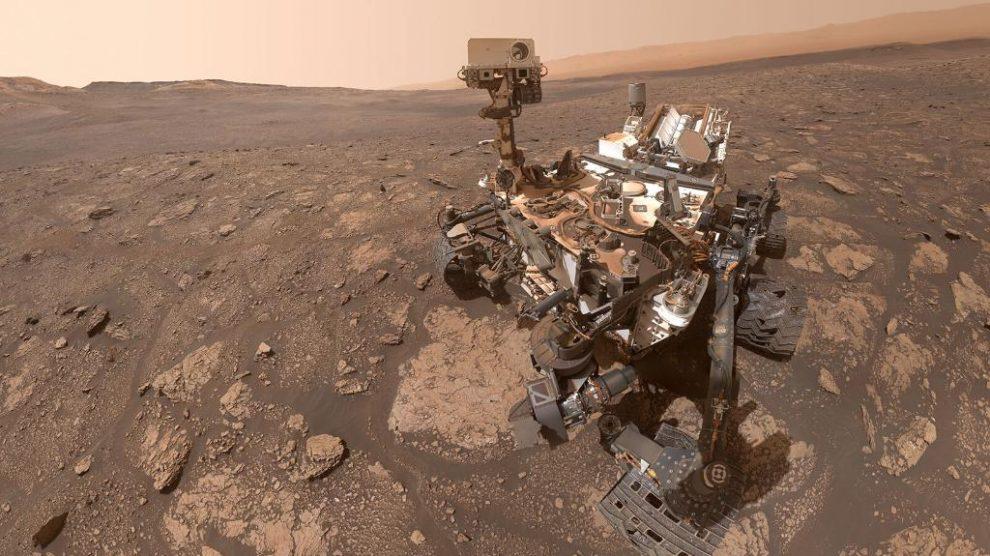 Aterrizaje del rover Perseverance, de la NASA, en Marte