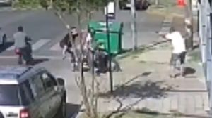 Policía mata a motoladrón que lo había asaltado