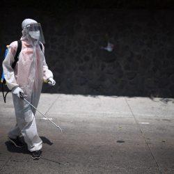 Se reportan 20 fallecidos más a causa del Coronavirus en el país