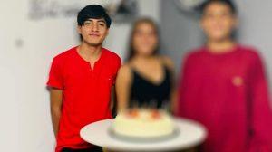 Ángelo Peña, de 17 años, fue víctima de una bala perdida en los enfrentamientos que ocurrieron en Nimajuyú, en la zona 21 de la capital.