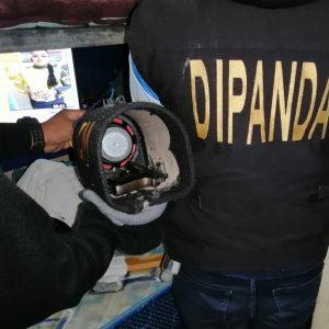 Autoridades realizan requisa en la cárcel Matamoros.