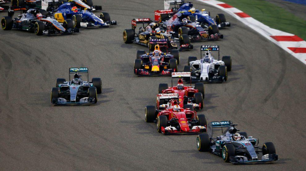 Inicia temporada 2021 de la Fórmula Uno
