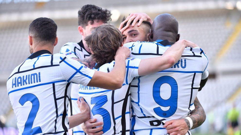 Triunfo del Inter frente al Torino