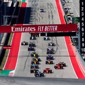 Calendario de la temporada 2021 de la Fórmula Uno