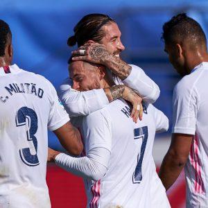 Real Madrid recupera a Ramos y Hazard