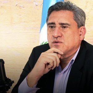 Roberto Alejos, exdiputado al Congreso de la República y miembro de la Asamblea Nacional Constituyente de 1985.
