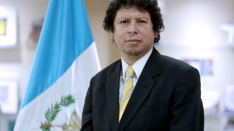 Héctor Fernando Samuel Caal Klarks