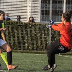 Ana Lucía Martínez enorgullece el futbol femenino de Guatemala