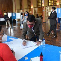 Tribunal electoral del CANG suspende elección de magistrados a CC