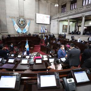 El Congreso de la República aprobó las reformas a la Ley de Contrataciones del Estado.
