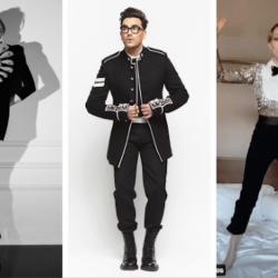 Critics Choice Awards: Estos fueron los excéntricos atuendos que lucieron los famosos desde sus casas