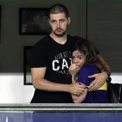 """""""¿Cuánto falta para que vaya preso?"""", hija de Maradona culpa a Luque"""