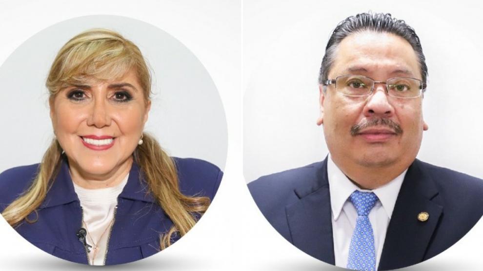Congreso oficializa designación de Ochoa y Rosales como magistrados ante la CC