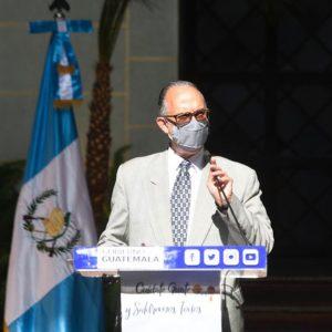 Director del Inguat, Mynor Cordón