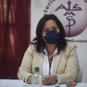 Lucrecia Ramírez, viceministra Técnica