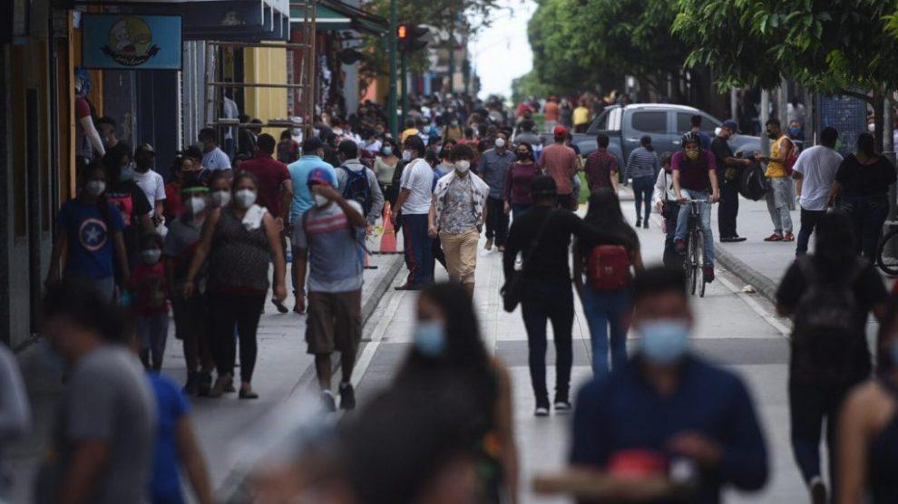 El gobierno impuso un Estado de prevención ante la tercera ola de contagio del COVID-19.