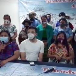 Anuncian cuatro días de manifestaciones para evitar cooptación de CC